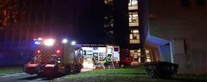 Violente explosion dans un laboratoire de chimie sur le campus de Grenoble