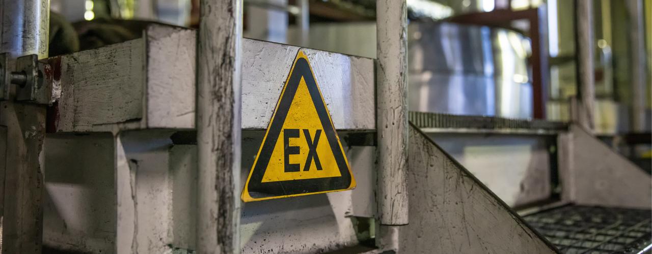 Devenez référent en évaluation des risques d'explosion et classement de zones ATEX