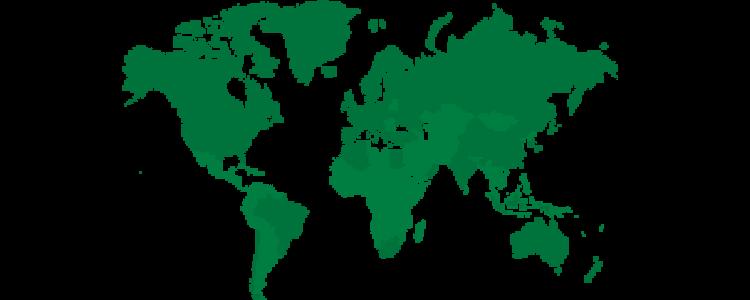 Nos implantations dans le monde - DEKRA Process Safety