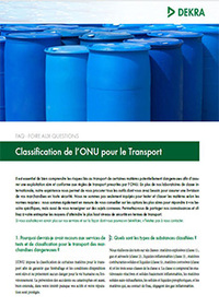 Test ONU FAQ Transport