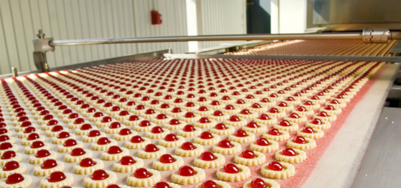 Industrie agroalimentaire - biscuiterie